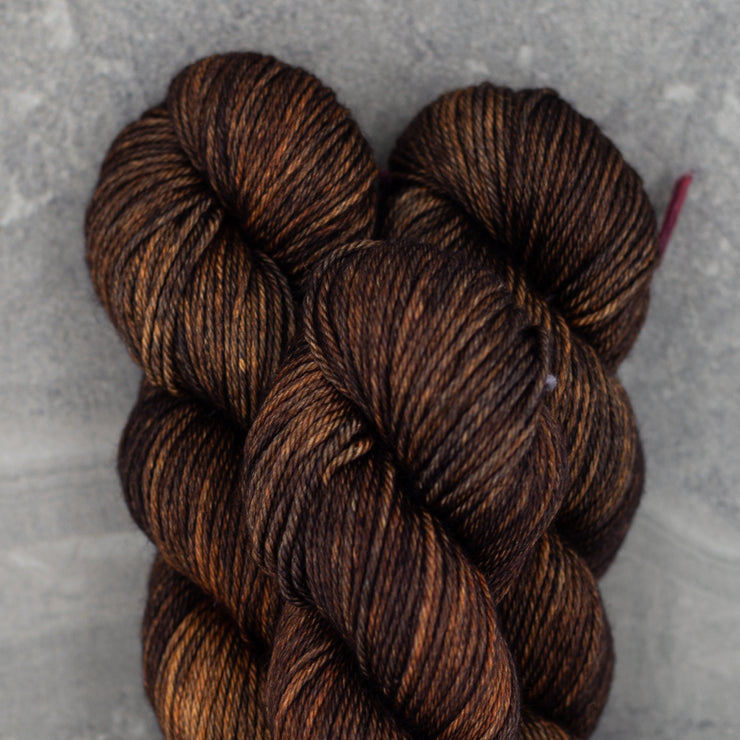 Silk Merino | Coffee Grounds