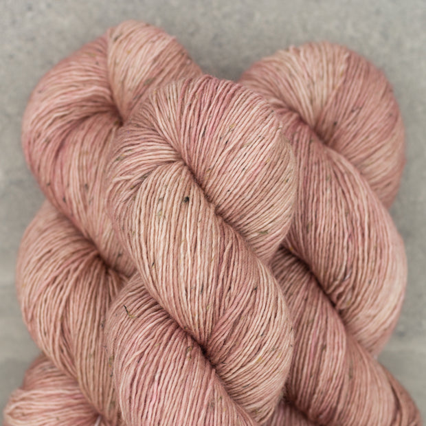 Tosh Tweed | Copper Pink/Solid