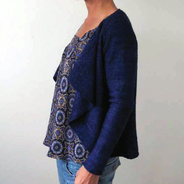 Fall Away Cardigan
