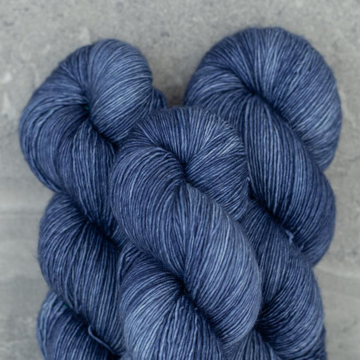 Tosh Sock | Flycatcher Blue