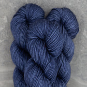 Silk Merino | Flycatcher Blue