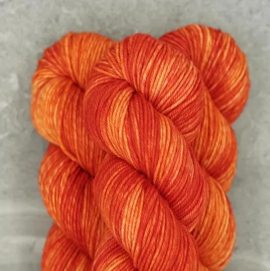 TML Triple Twist | GG Loves Orange