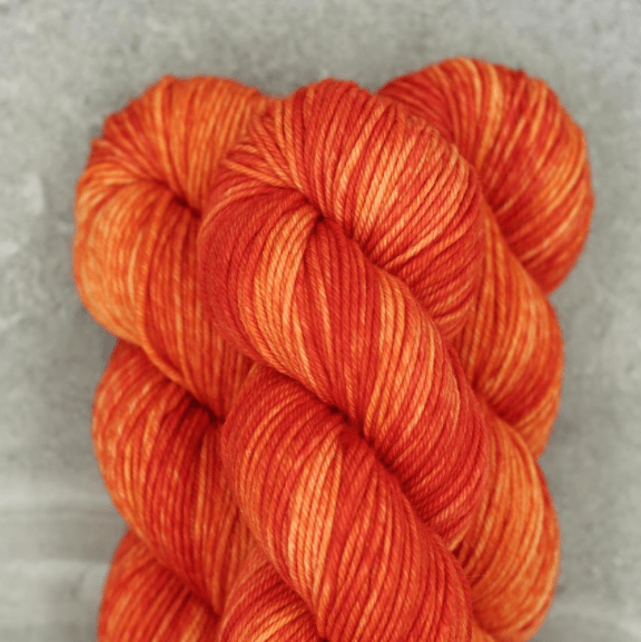 Tosh Merino Light | GG Loves Orange