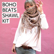 Boho Beats Shawl Kit