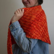 Culebra Asymmetrical Shawl Kit