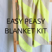 Easy Peasy Blanket Kit
