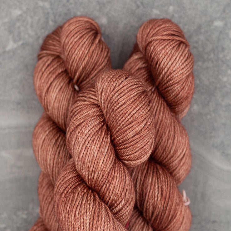Silk Merino | Pink Mist Smoke Tree