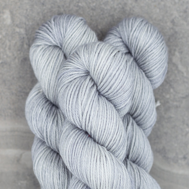 Silk Merino | Silver Fox