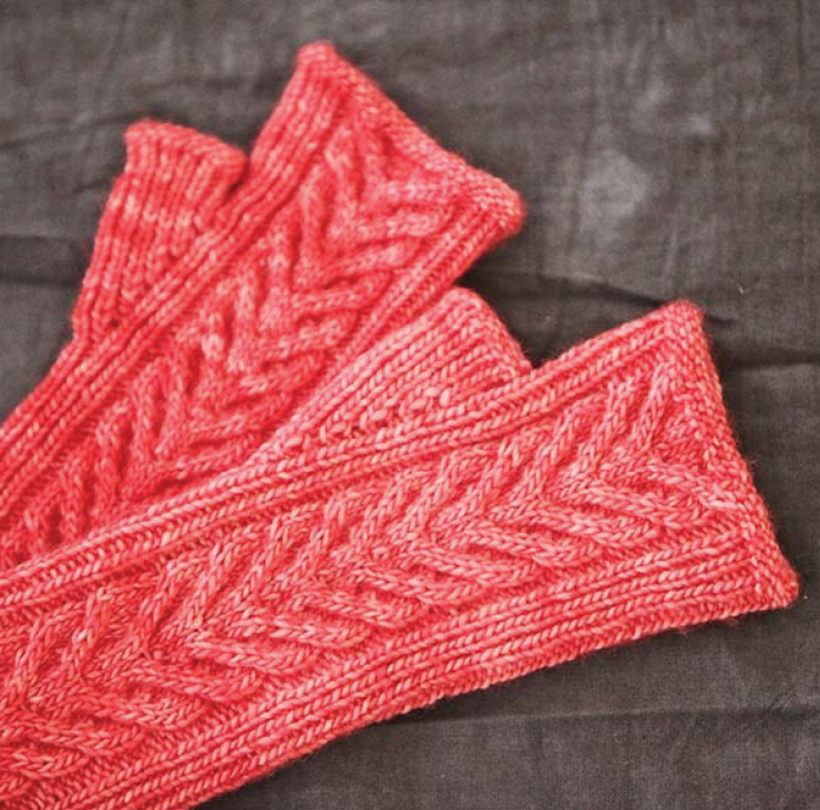 Staghorn Mitts