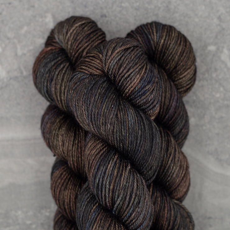 Silk Merino | Whiskey Barrel