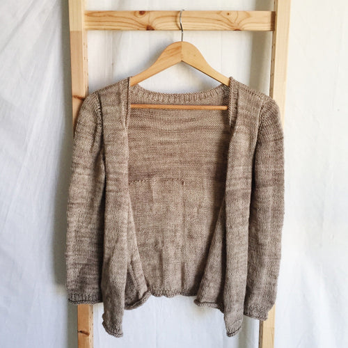 MAD | TOSH Pattern Hay Cardigan