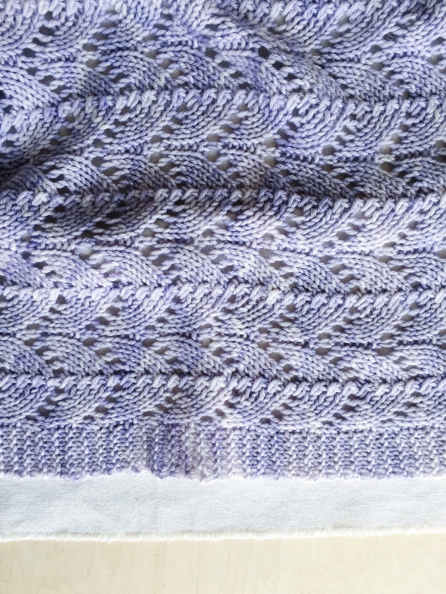 MAD | TOSH Pattern Heirloom Blanket