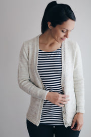 MAD | TOSH Pattern Milkshake Cardigan (New)