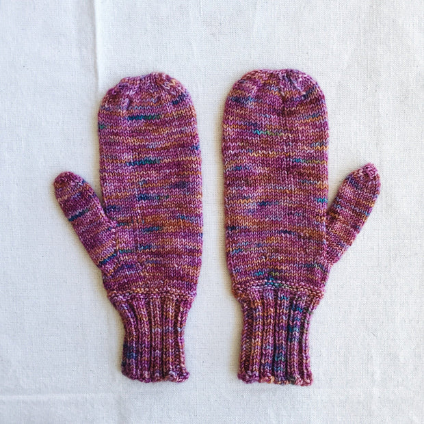 MAD | TOSH Pattern Simply Mittens