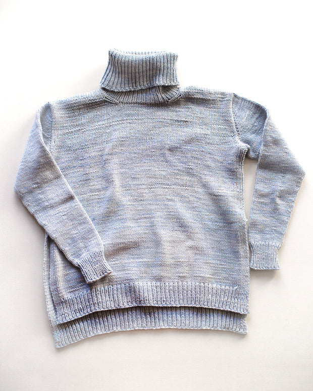 Minimal Pullover | Worsted
