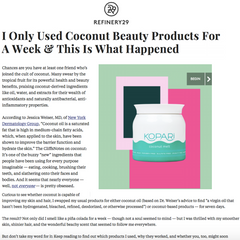 Refinery29 screenshot