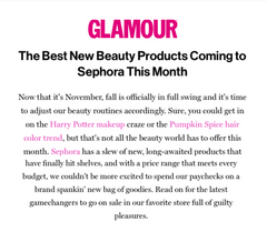 Glamour Online screenshot