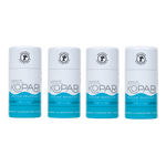 4-Pack Charcoal Deo