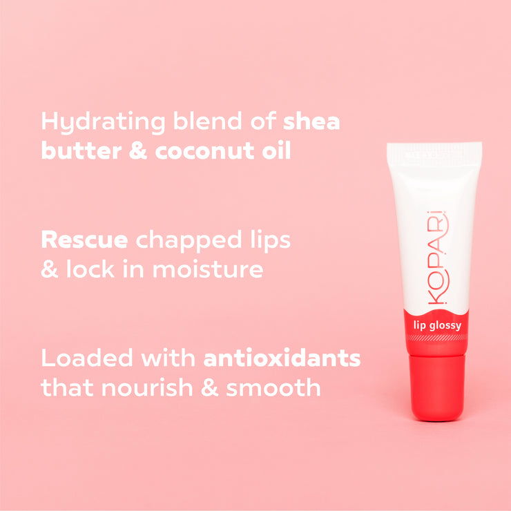 Hydrating Coconut Lip Gloss