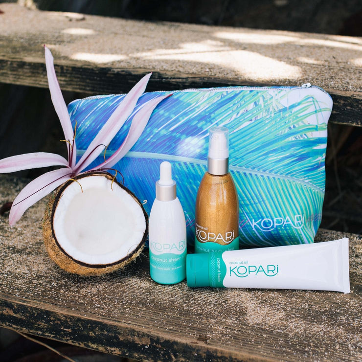 Palm Beauty Bag