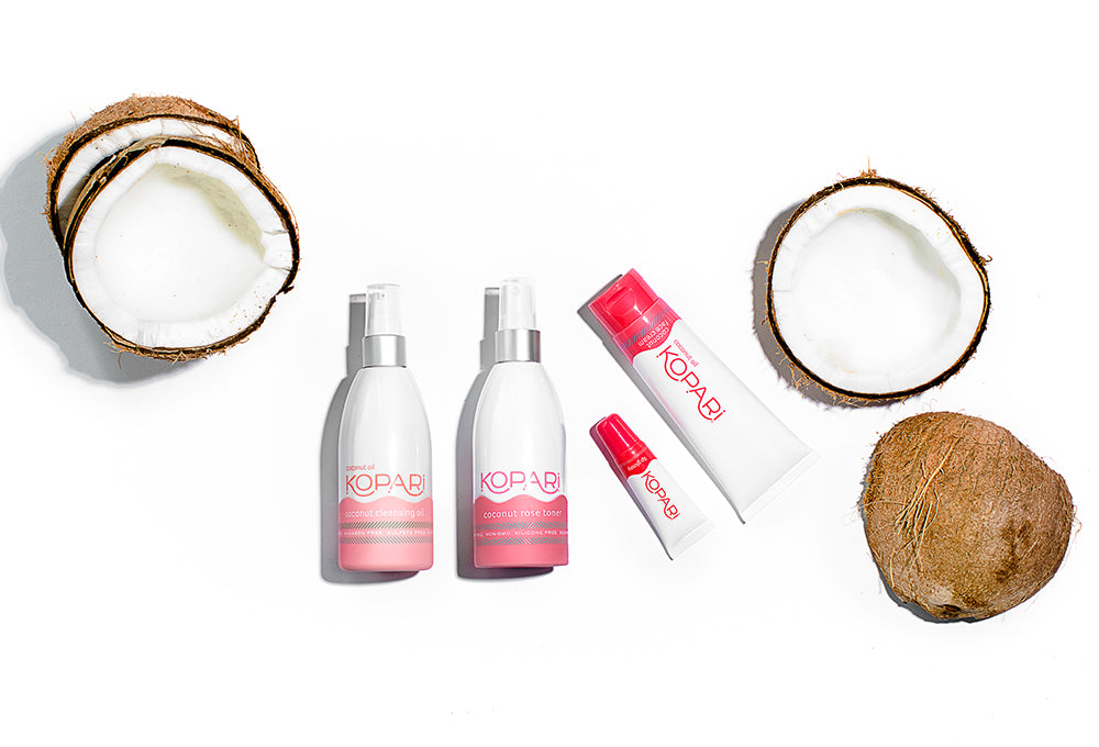 Coconut Skincare Essentials