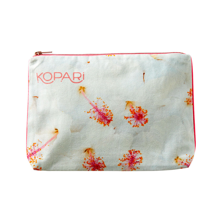 Samudra Hibiscus Beauty Bag