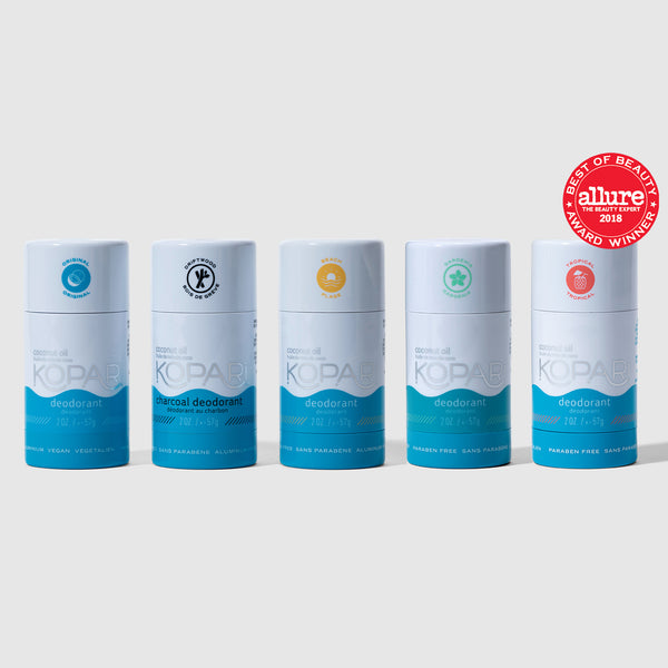 Deo Combo 5-Pack