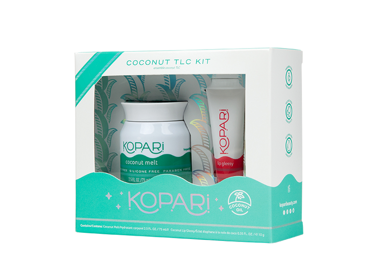 Coconut TLC Kit - Free Gift with Purchase