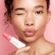 Moisturizing Lip Glossy with Shea Butter, Coconut Oil, and Squalane