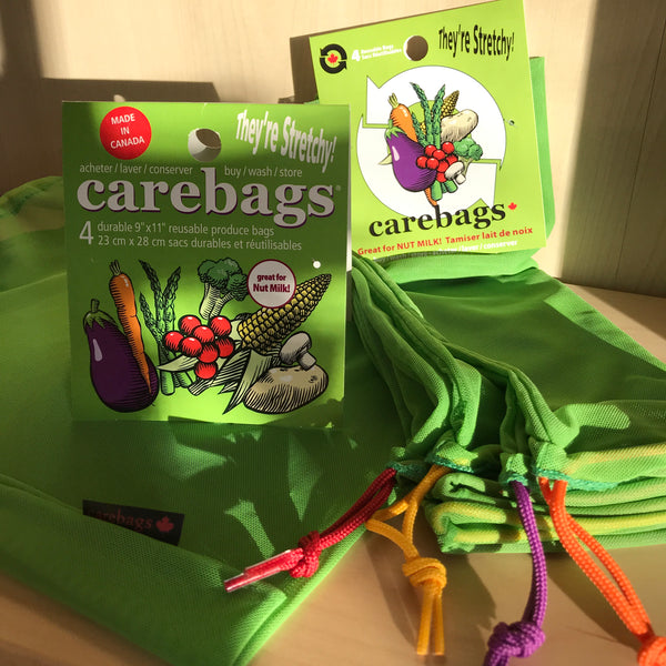 Care Bags - Reusable Produce Bags