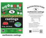 Worm Castings 10 kg bag