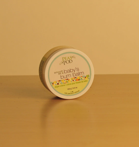 Smooth As A Baby's Bum - Baby's Bum Balm - by All Things Jill