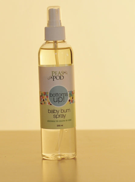 Bottoms Up! - Baby Bum Spray - by All Things Jill