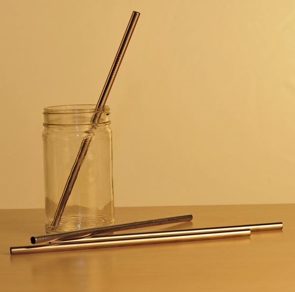 Stainless Steel Jumbo Straw