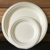 Sugarcane Compostable Dinnerware