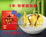 5年 特等园泡参 227克/  5 Year High Quality Round-Block Ginseng 227g