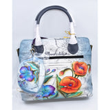 Anuschka hand painted leather bag-手绘牛皮包551FFY