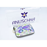 Anuschka hand painted leather wallet-手绘牛皮钱包1124WHP