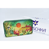 Anuschka hand painted leather wallet-手绘牛皮钱包1134RSJ-52