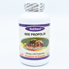 Bee Propolis 200 capsules (100% concentrated)/ 高纯度 100% 浓缩蜂胶 200粒