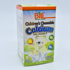 Children's Chewable Calcium with Vitamin D3 90 tablets 儿童咀嚼钙片加维生素D3