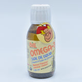 Omega-3 Seal Oil Liquid Melon Flavour 90ml 小儿液体海豹油