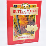 Maple butter cookies枫糖奶油饼干