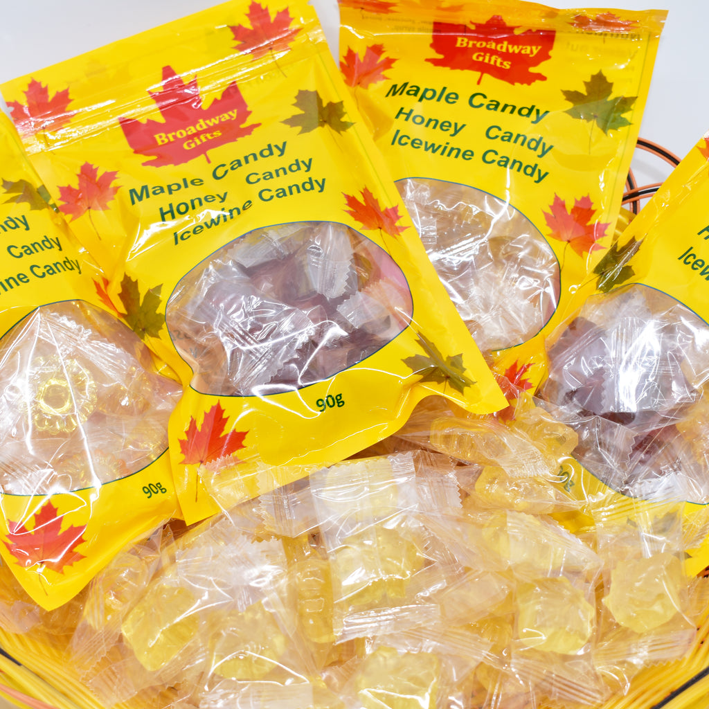 Maple candies 枫树糖