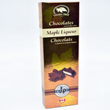 Maple liqueur chocolate 枫叶酒心巧克力