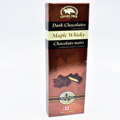 Maple whisky chocolate 枫糖威士忌巧克力