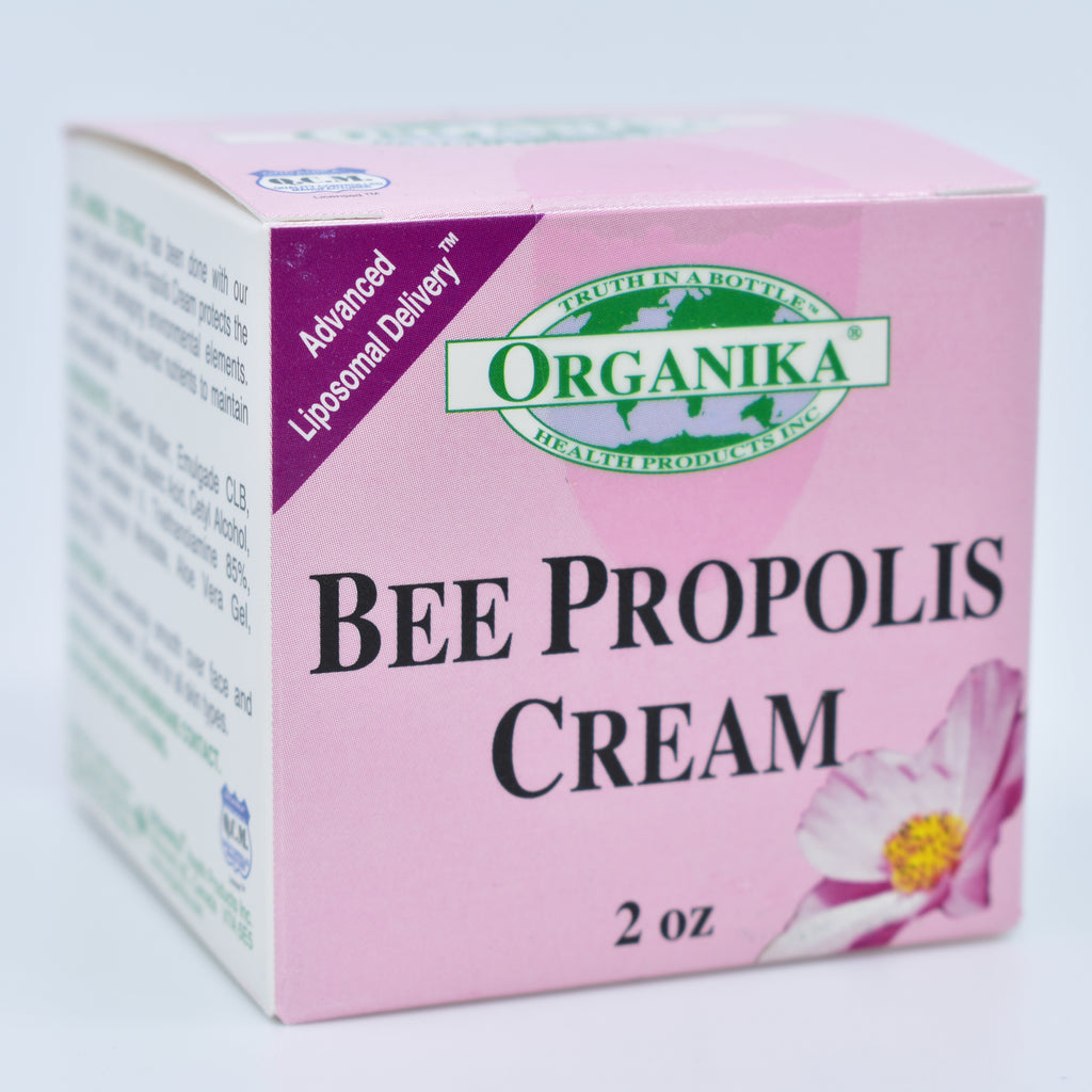 Organika bee propolis cream湿疹霜