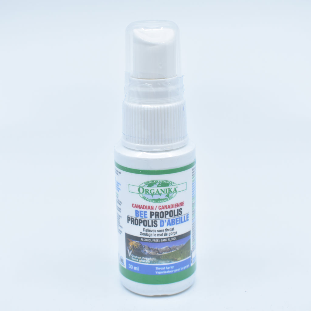 Organika bee propolis spray 蜂胶喷剂