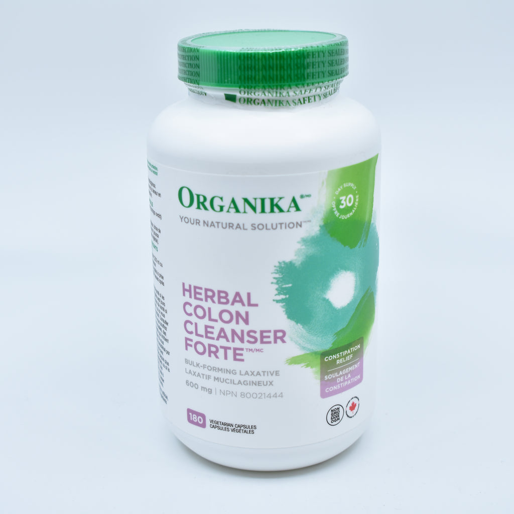 Organika heral colon cleanser 天然清肠排毒素