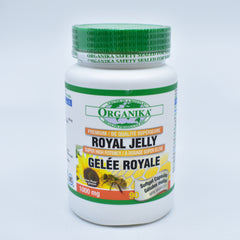 Organika royal jelly 蜂皇浆胶囊